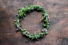 DIY Lavender Wreath — Hello Home Shoppe