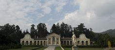 Villa Barbaro, Andrea Palladio. Maser, Vicenza, Italia.