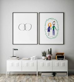 Scandinavian Geometric Abstract Art features two intersecting rings which form minimalist Infinity Symbol Print. A minimalist decor to celebrate your love! Goes well with Cars For Mars family portraits: Scandinavian Bedroom Decor, Scandinavian Art, Personalized Housewarming Gifts, 1st Anniversary Gifts, Infinity Symbol, Minimalist Decor, Gifts For Family, House Warming, Living Room Decor