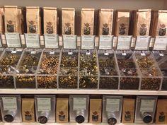Vandaag lees je op Awkward Duckling alles over The Art of ... Tea, Herbs & Spices in Haarlem. Een fijne winkel met een enorm assortiment aan kruiden, specerijen en thee.