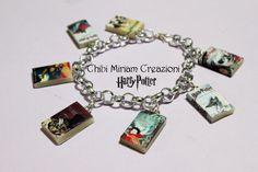 Bracelet Harry Potter by ChibiMiriamCreazioni on Etsy