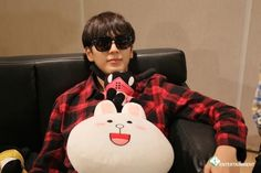 Himchan for Naver Starcast Himchan, Youngjae, Bap, Luhan, Gorgeous Men, Shinee, Guys, Fandom