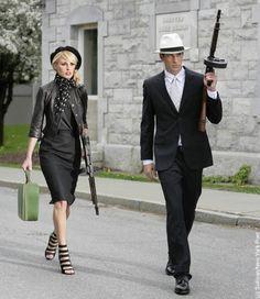 bonnie and clyde  fashion | Bonnie & Clyde inspired fashion. She looks ... | Bonnie and Clyde