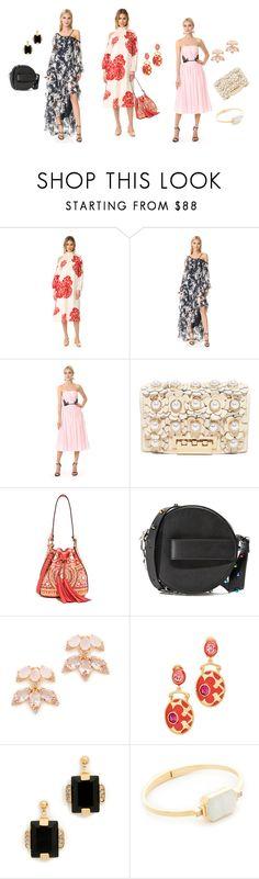 """Fashion Icon..##"" by yagna ❤ liked on Polyvore featuring TIBI, Jonathan Simkhai, J. Mendel, ZAC Zac Posen, Moschino, Thierry Mugler, Kate Spade, Oscar de la Renta, Marni and Ringly"
