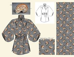 """Check out new work on my @Behance portfolio: """"Storyboard for blouse & print"""" http://be.net/gallery/31203985/Storyboard-for-blouse-print"""