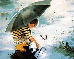 Google Image Result for http://i01.i.aliimg.com/wsphoto/v0/492451359/Donald-Zolan-Boy-playing-rain-Handmade-Children-Oil-Painting.jpg
