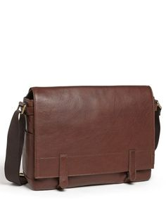 767801e4f4b Brown Messenger Bag by Fossil. Buy for  278 from Nordstrom Messenger Bag Men,  Other
