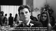 love, rosie - usually how life goes. I need to see this movie