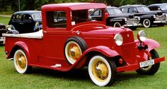 1934 ford pickup Maintenance/restoration of old/vintage vehicles: the material for new cogs/casters/gears/pads could be cast polyamide which I (Cast polyamide) can produce. My contact: tatjana.alic@windowslive.com