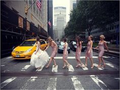 Botanical Gardens Wedding on Merci New York
