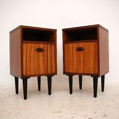 Danish Designer Retro Vintage 50's 60's 70's Lounge Bedroom Furniture | retrospectiveinteriors.com