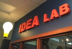 Awesome reflections on the first year of the IDEA Lab makerspace.  This is such an awesome space, and it's great to see how they're working out things like tool storage, scheduling and parent volunteers.