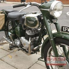 1965 Classic Triumph TRW500 for Sale, Produced for the army in Germany, Serial No: 29229 Classic British Bike, Ready to Ride, Clean and Original, Part ex Welcome. £8,989.00 Triumph TRW500 Classic British Bike for Sale, WE CAN EASILY ARRANGE TO HAVE THIS RARE MOTORCYCLE DELIVERED ANYWHERE IN THE...