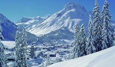 Lech mountains
