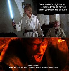 I will always have fond feelings for the prequel trilogy, as it was a large part of my childhood, but the continuity errors really are hilarious!