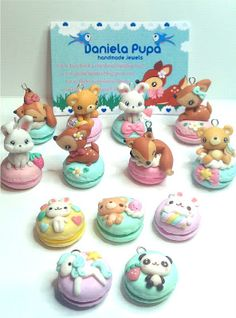 Daniela Pupa Kawaii Jewels