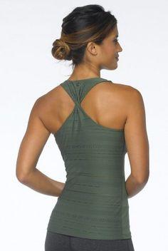 Prana Clothing Kira Top in Ponderosa