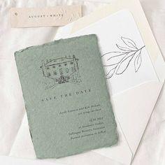Botanical Wedding Invitations, Handmade Wedding Invitations, Letterpress Wedding Invitations, Wedding Invitation Design, Wedding Stationery, Invites Wedding, Wedding Cards, Wedding Save The Dates, Our Wedding