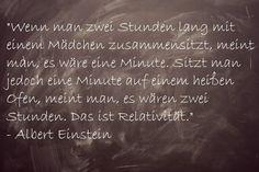 Albert Einstein Zitate Relativität
