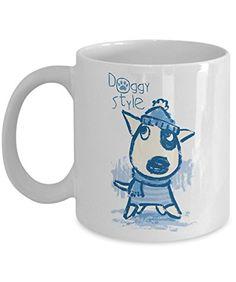 Doggy Style Coffee Mug - 11oz Ceramic Mug For Dog Lovers ... https://www.amazon.com/dp/B01N5RU33Z/ref=cm_sw_r_pi_dp_x_c9mHybWKGJS4F