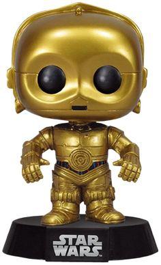 Amazon.com: Funko C-3PO POP: Funko Pop! Star Wars:: Toys & Games