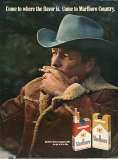 1969 Come to where the flavor is. Come to Marlboro Country   Digital Poster Collection