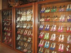 "QOTD: ""I did not have three thousand pairs of shoes, I had one thousand and sixty."" Imelda Marcos  http://on.fb.me/wBxFpZ"