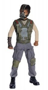 Batman Dark Knight Rises Deluxe Bane Boy's Costume in Halloween 2012 from Spirit Halloween Bane Costume, Batman Halloween Costume, Costume Garçon, Batman Costumes, Villain Costumes, Boy Costumes, Halloween Costumes For Kids, Costume Ideas, Halloween Ideas