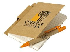 Script Notebook at Eco Office | Ignition Marketing Corporate Gifts