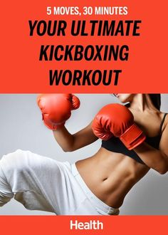 It's time to give your cardio routine a kick in the you-know-what. Just like other cardio workouts, kickboxing offers all the benefits of a high-intensity routine, including better coordination, mobility and strength. You'll not only knock your muscles into high gear, but you'll squash the stress of the day. | Health.com
