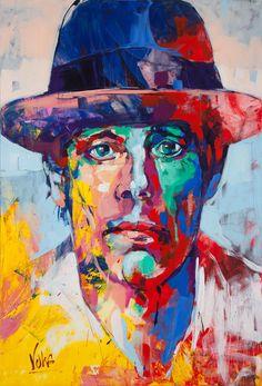 Voka spontanrealismus art voka art, painting и art Abstract Portrait Painting, Abstract Drawings, Portrait Art, Portraits, Voka Art, Expo, Painting Inspiration, Canvas Art, Canvas Size