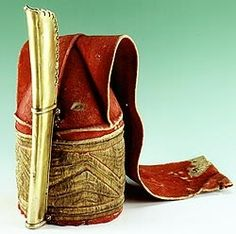 Ketche    hat of high Turkish officers from 1550 is now located in Kunsthistorische Museum - Armoury, Vienna