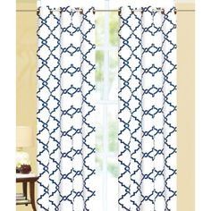Thermal Curtains - An Appealing Window Dressing That Saves Your Money! Nautical Curtains, Navy Curtains, Coastal Curtains, Grommet Curtains, Panel Curtains, Blackout Curtains, Bedroom Curtains, Blackout Windows, Kitchen Curtains