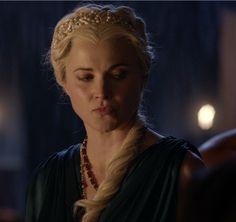 """Lucretia - Spartacus """"Delicate Things"""""""