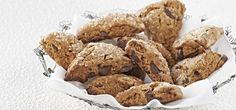 Chocolate Gingerbread Scones from Ghirardelli