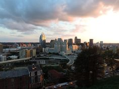 """Cincinnati is widely regarded as the """"big city, with a small-town feel"""" http://pricelinehomes.com/houses-for-sale-in-cincinnati-big-city-small-town-feel/"""