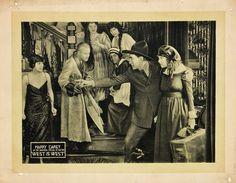 1920 - WEST IS WEST - Val Paul