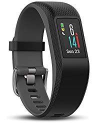 Garmin Vivosport Gps Fitness Tracker 24 7 Herzfrequenzmessung Am Handgelenk Integriertes Gps Vorinstalli Gps Fitness Tracker Fitness Tracker Best Smart Watches