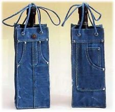Jeans gift bags on Ebay - 2 for $40