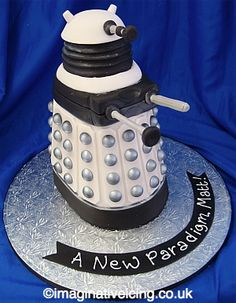I WILL have a Doctor Who cake one of these days!