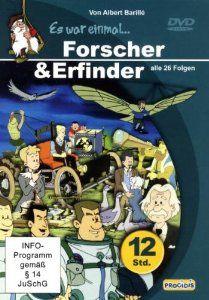 Paket ES WAR EINMAL ... FORSCHER & ERFINDER 6 DVDs im Geschenkschuber: Amazon.de: Michel Legrand: Filme & TV