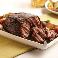 Fully Cooked Pot Roast Delicious and fast and easy to prepare