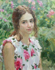 Portrait #1 by Vladimir Gusev