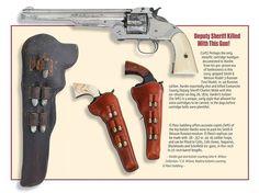 John Wesley Hardin's Smith & Wesson American Model Single Action Revolver
