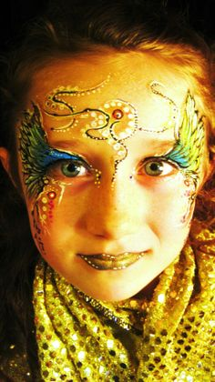 Face Art by Sophia Leadill Taylor