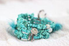 Odd elements - turqoise by ElektromosVihar on DeviantArt Turquoise Bracelet, Deviantart, Bracelets, Jewelry, Jewlery, Jewerly, Schmuck, Jewels, Jewelery