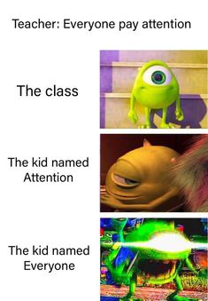 Invest it the wazowski meme All Meme, Crazy Funny Memes, Really Funny Memes, Stupid Funny Memes, Funny Relatable Memes, Haha Funny, Funny Stuff, Dark Humor Jokes, Hilarious