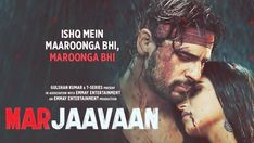 Marjaavaan is an upcoming Bollywood romantic action film. Movie trailer, Songs, Release date, Star cast, Story, Public review, Star ratings, 2019 movies. Trailer 2, Movie Trailers, Movie Songs, Film Movie, Latest Bollywood Movies, Song Reviews, Star Cast, Action Film, Star Rating