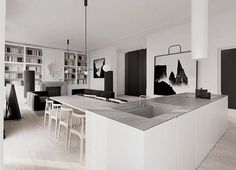 20 COZINHAS DE ESTILO Modern Kitchen
