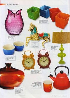 Mother Earth product covered on Design Today Magazine...